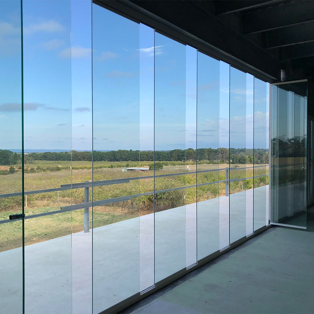 Large Glass Panels