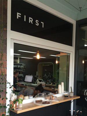 Cafe Servery Window Restaurant
